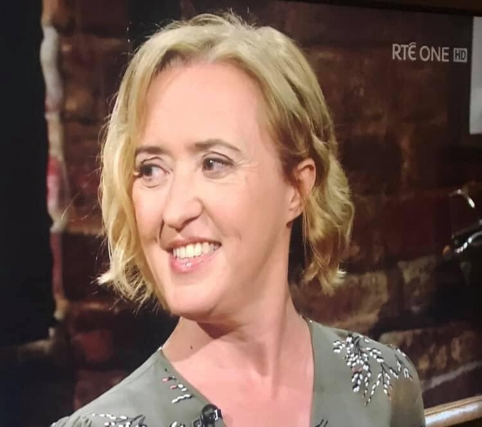 RTE'S Late Late Show in May 2019