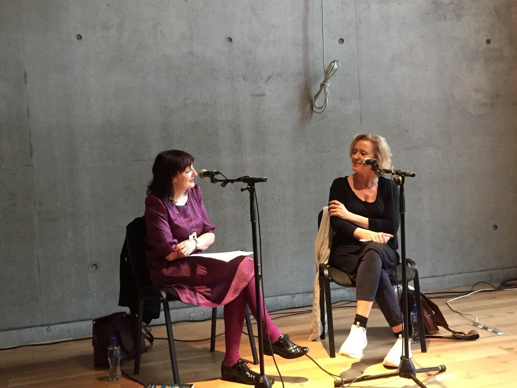 Sinéad Gleeson interviews Liz
