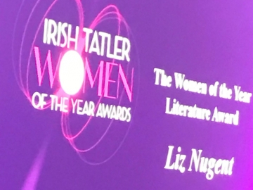 Woman of the Year in Literature - Irish Tatler