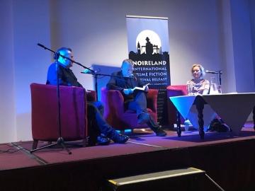 Declan Hughes interviews Liz